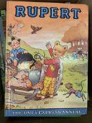 23 Rupert annuals