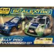 4x4 Rally Pro Championship Scalextric and World Rallye Scalextric