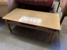 E Gomme G-plan coffee table