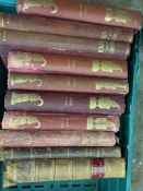 20 Punch volumes and 4 volumes of Punch Library of Humour