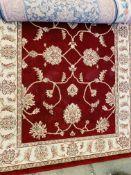 Three rugs