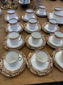 Sutherland china part tea set