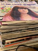Approximately 50 LPs
