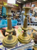 Brass and other metal ware