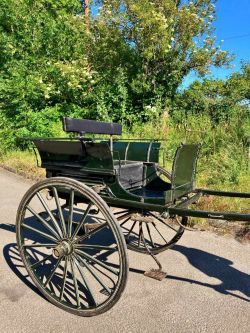 The Summer Reading Carriage Sale