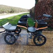 FOUR-WHEEL VEHICLE to suit 14.2hh single or pair.