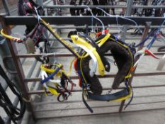 Set of quick hitch pony size trotting harness - carries VAT