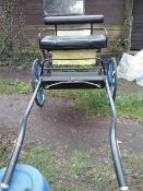 EXERCISE CART built by Fenix and used with a slim 11.3 hh Welsh Section A pony.