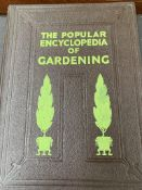Popular Encyclopedia of Gardening in 3 volumes, edited and published by Thomas Forsyth