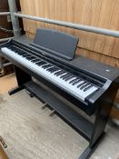 Technics SX PC25 electronic piano in working order