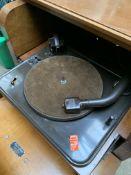 Vintage Plus-A-Gram with Garrard turntable