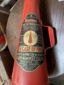 1950's Minimax fire extinguisher