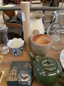 Quantity of glass, chinaware and other items