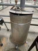 Assorted beekeeping equipment