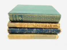 The Rubaiyat of Omar Khayyam and three other books