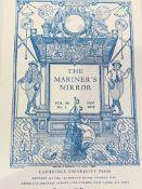 The Mariner's Mirror (quarterly Navy magazine) from 1962-1979