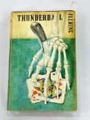 Ian Fleming's 'Thunderball' published by Jonathan Cape, first edition 1961