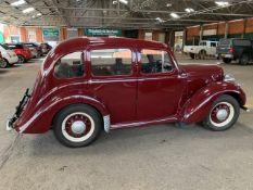 1936 Hillman Minx Magnificent De Luxe
