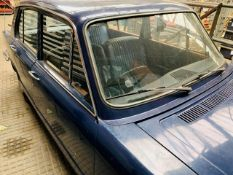 1972 Triumph 1500 saloon