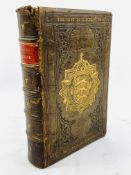 Sinai and Palestine' by Arthur Penrhyn Stanley, complete with maps and plans, 1862