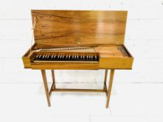 Clavichord by John Morley of London