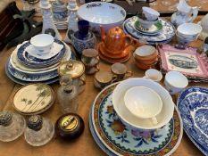 Quantity of miscellaneous china
