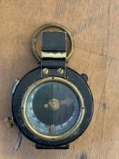 Military compass by J.M. Glauser of London