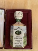 10cl 'Royal & Ancient' bottle of Gordon's rare old Scotch whisky