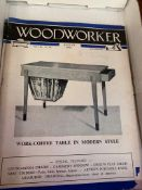 The Practical Wood Worker, vols. 1,3 and 4 circa 1920