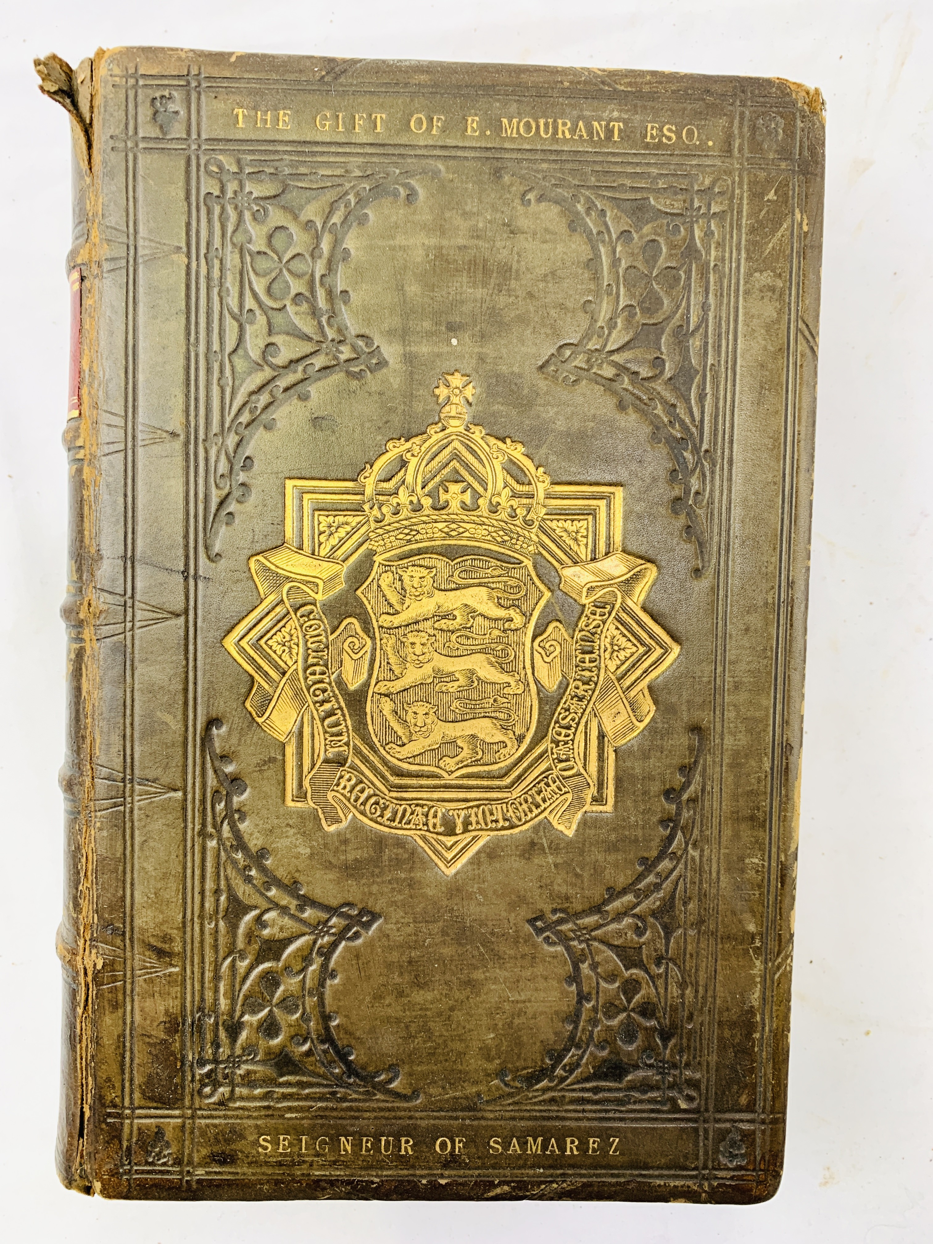 Sinai and Palestine by Arthur Penrhyn Stanley, complete with maps and plans, 1862