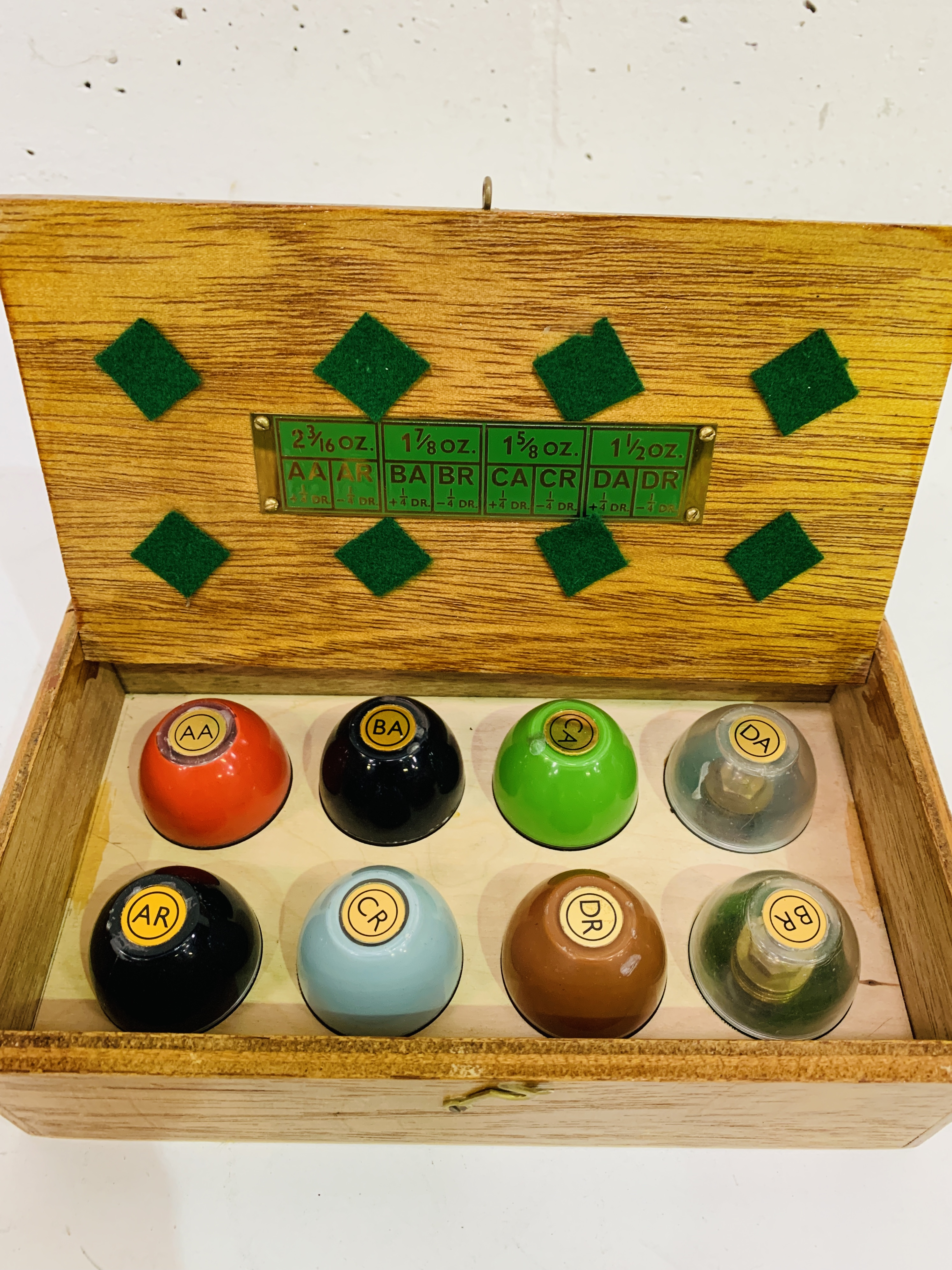 A boxed set of eight egg poisers - Image 2 of 3