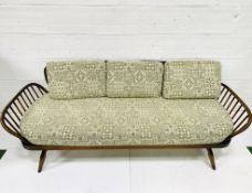 Early Ercolthree seater sofa