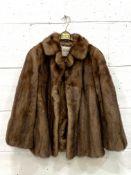 Lady's fur jacket by the Jumbo Fur Company of Hong Kong