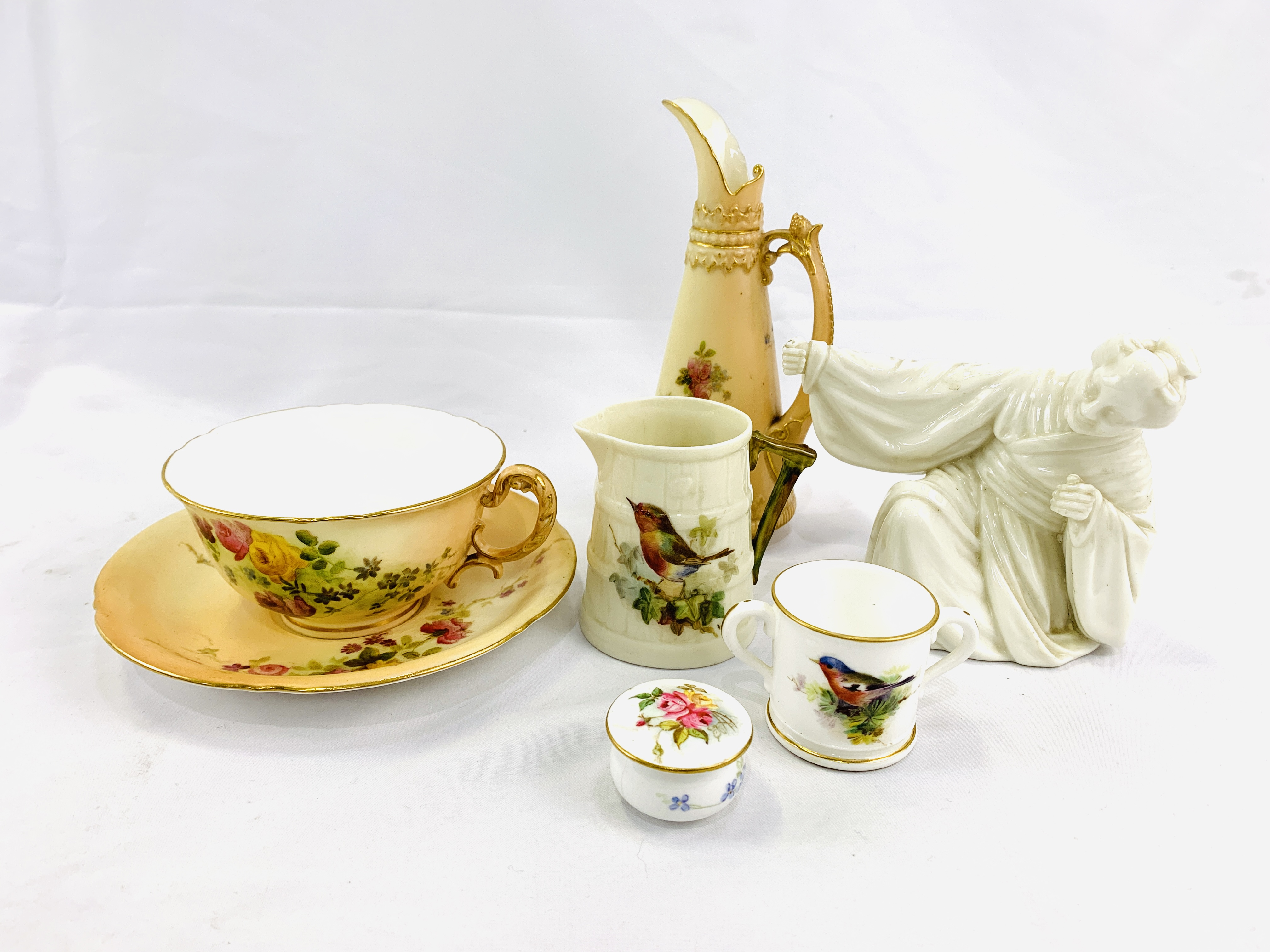 Collection of Royal Worcester