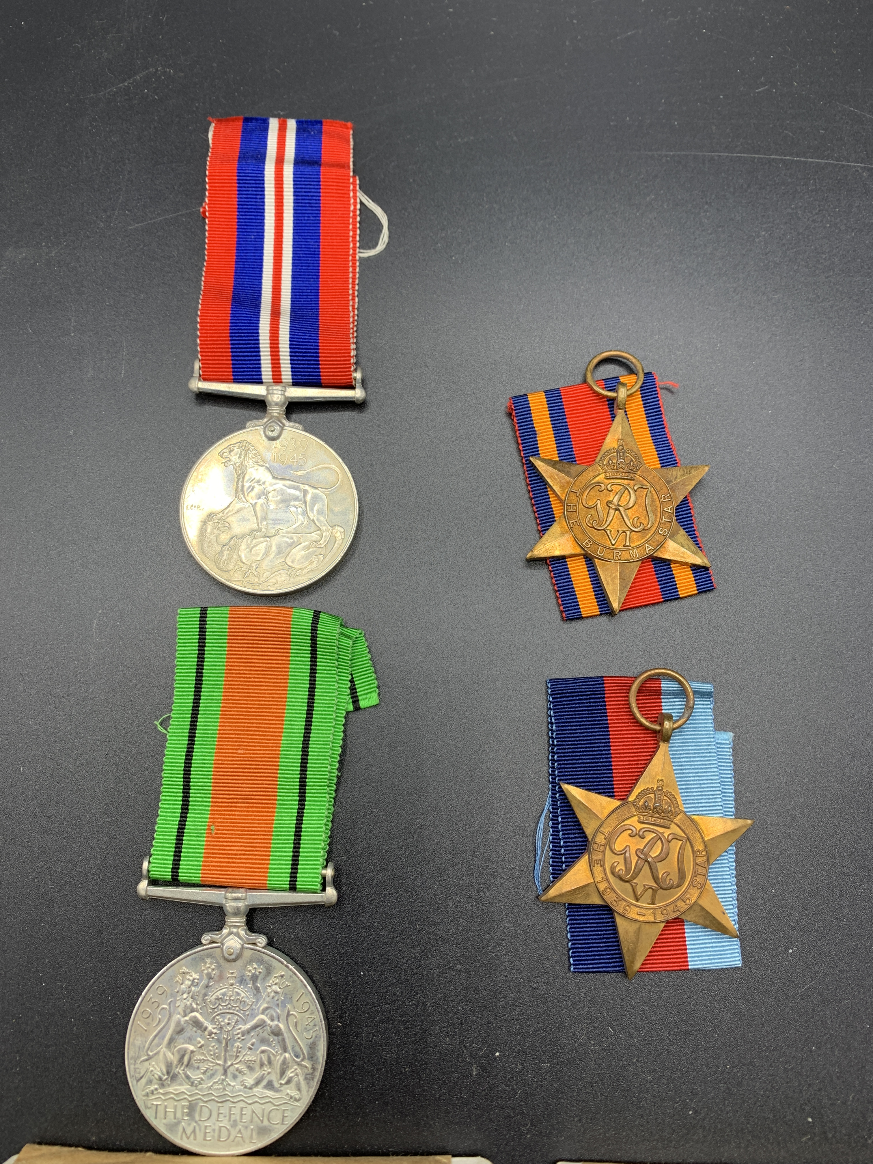 Medals from 1939-1945 and three commemorative coins - Image 3 of 3