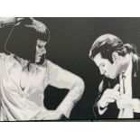 """G Ioannou. Limited edition unframed black and white print entitled """"I want that Trophy"""""""