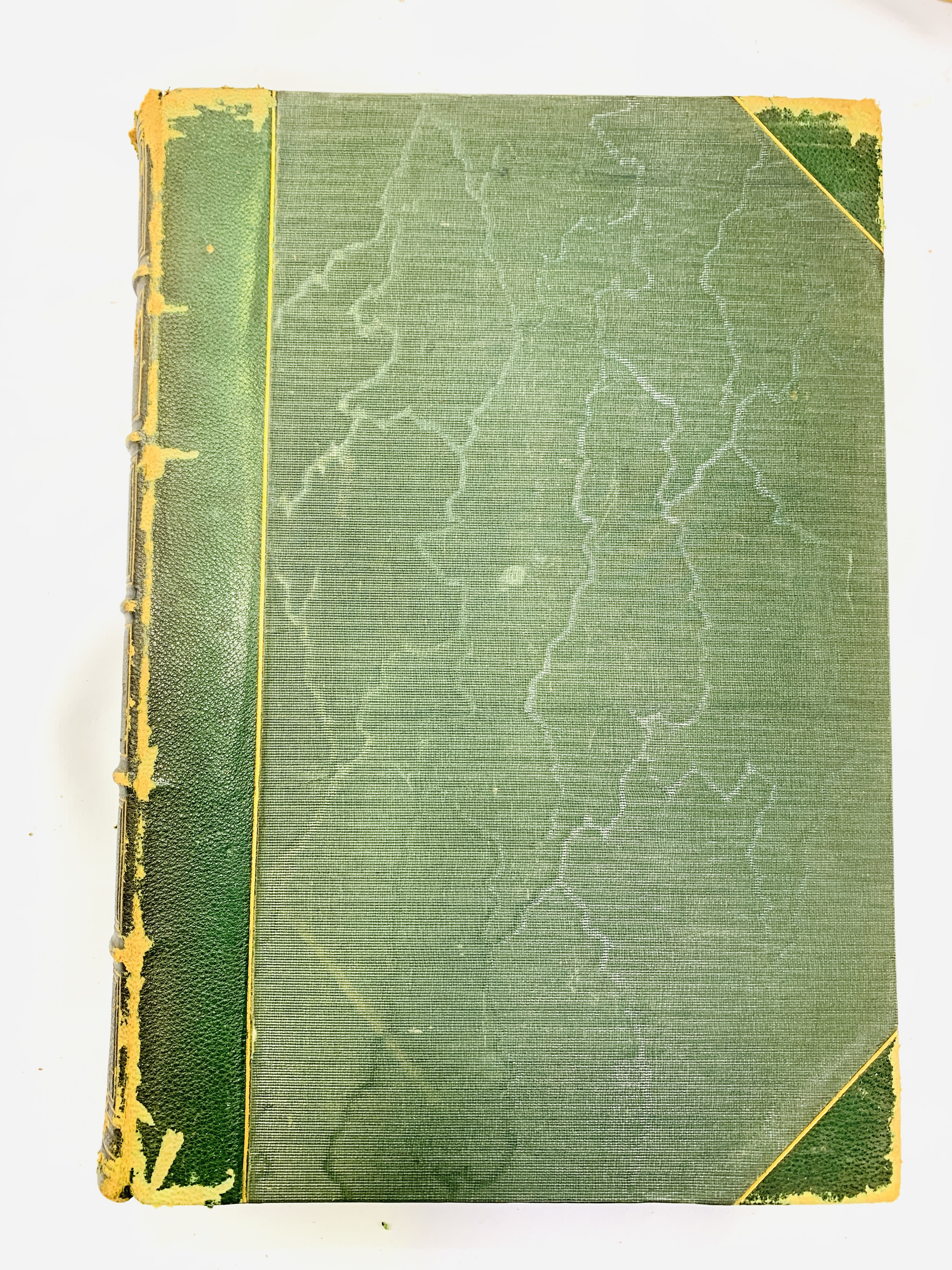 The Pictorial Edition of The Works of Shakespeare, edited by Charles Knight, 8 volumes, 1867 - Image 2 of 4
