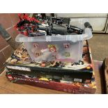 A quantity of boxed Lego, to include Mars Mission, Bionicle and Technic