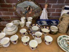 Quantity of mixed china