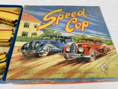 """Louis Marx and Co """"Speed Cop"""" no. 434"""