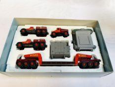 Corgi Classic heavy haulage set