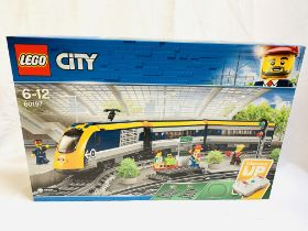 Lego City model 60197 train set