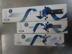 Le Cordon Bleu Santoku knife utility & bread knife
