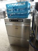 GSber techline glass washer with 4 trays 240v