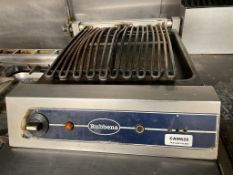 1 x RUBBENS Commercial Steak Griddle In Stainless Steel - Ref: CAM629 - CL612 - Location: London