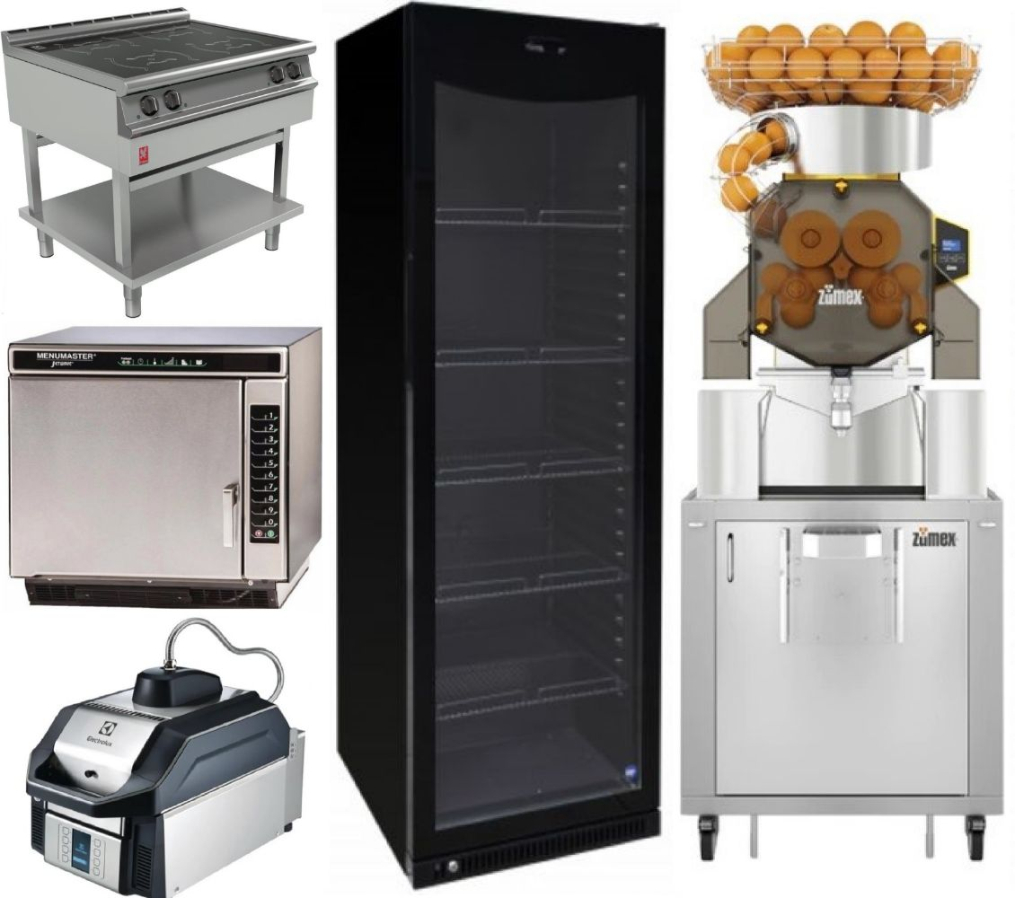 2nd March: 1-Day Commercial Catering Auction - Featuring Inventory From Recent Restaurant + Supermarket Closures
