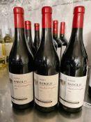 3 x Bottles Of SORDO BAROLO - 2004 - 75cl - New/Unopened Restaurant Stock - Ref: CAM650 - CL612