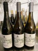 3 x Bottles Of BENANTI ETNA BIANCO - 2017/2018 - 75cl - New/Unopened Restaurant Stock - Ref: CAM658