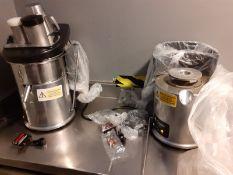 2 x Ceado Professional Juice Extractors - Approx RRP £4,000 - CL582 - Location: Altrincham WA14