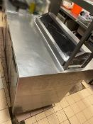 1 x WILLIAMS Commercial 2-Door Chiller Unit In Stainless Steel With Topper (Model HO2R)